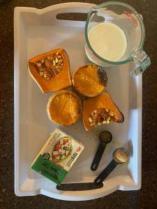 Butternut Squash Soup (nut-free)